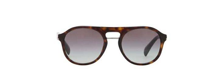 Les lunettes de soleil de l'été 2014 Prada