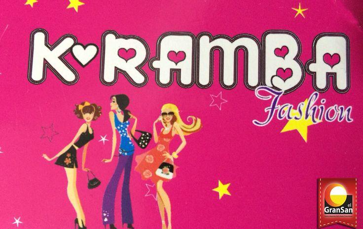 K RAMBA Fashion, las mejores prendas de vestir para dama. Encuentrala en el #GranSan. Local 1070.  #ColombianoCompraColombiano  #SoyCapaz de creer en mi país!