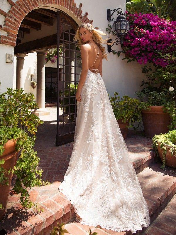 Pin On Elegant Wedding Dresses