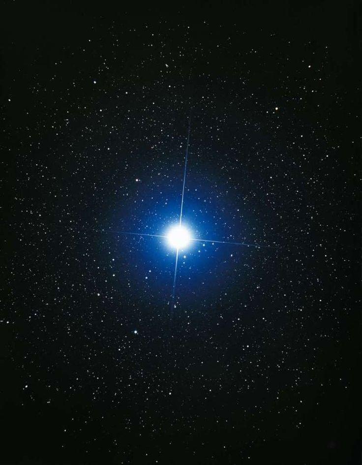 Sirius (ph.Scientias.nl-Vergeet Alpha Centauri: laten we Sirius bezoeken!)