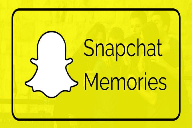 """Memories, novità lampo di Snapchat! Grazie a questa funzione dei """"memories"""", gli utenti potranno salvare le foto pubblicate e potranno postarle nuovamente, da sole oppure in collage."""