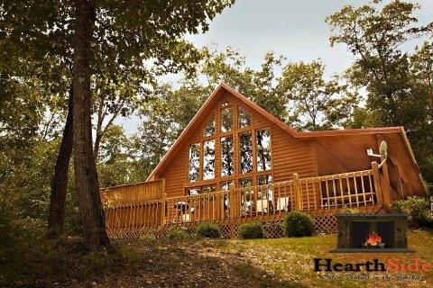 34 best pet friendly cabins in gatlinburg images on for Gatlinburg cabins for couples