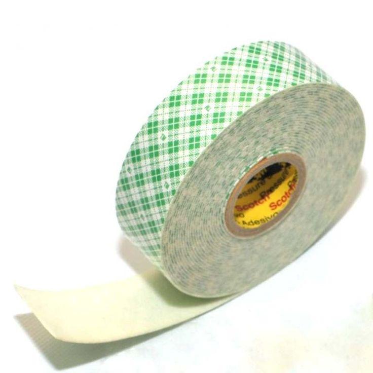 3M Scotch 4032 Mounting Tape / Double Coaed Urethane Foam Tape Off-White, 18 mm x 4.5 m dg Harga Murah  3M 4032 Urethane Foam, tipe Terbaik untuk aplikasi Indoor Mounting & Holding, dan dapat menempel ke berbagai permukaan: metal, kayu, acrylic, dinding, dsb.  Dapat diaplikasikan untuk permukaan yg kasar dan tidak rata.  http://tigaem.com/double-tape/215-3m-scotch-4032-mounting-tape-double-coaed-urethane-foam-tape-off-white-18-mm-x-45-m-dg-harga-murah.html  #scotch #doubletape #3M