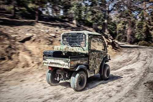 New 2017 Kawasaki SX 4x4 XC Camo ATVs For Sale in Kansas. 2017 Kawasaki SX 4x4 XC Camo, The Kawasaki differencePacked with value and undeniable capability, the new 2017 Mule SX 4x4 XC Camo side x side is an easy to use hunting machine with trail-accessible wheels and tires and a rugged appearance.