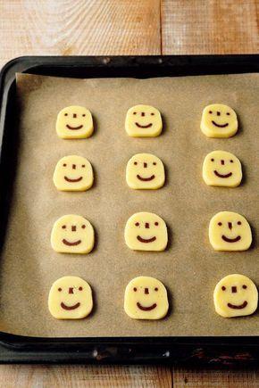 「顔クッキー」って何!? 金太郎飴みたいに、切っても、切っても、顔が出てくるクッキー!?【オレンジページ☆デイリー】料理レシピをはじめ、暮らしに役立つ記事をほぼ毎日配信します!