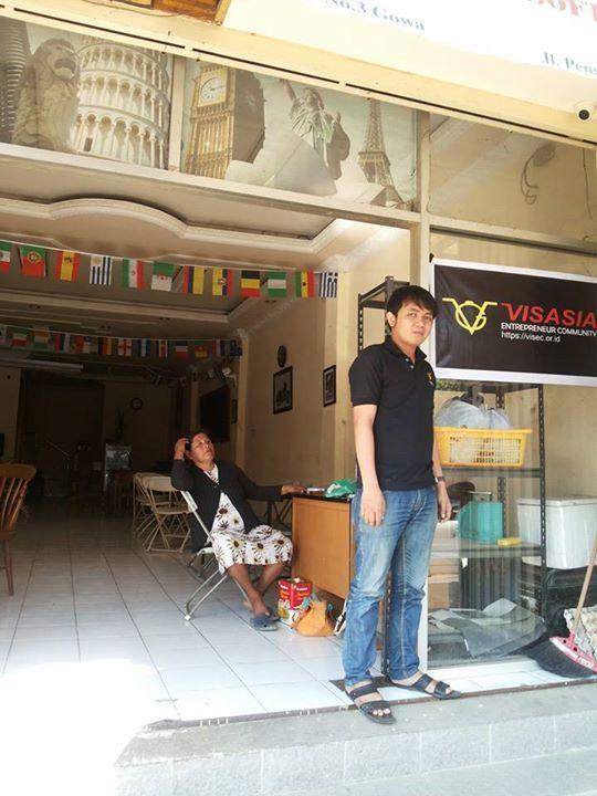 Jl. Pengayoman Ruko Cornellian No 7, Makassar - Sulsel Contact : 08114483232 ( Rusman Frans )