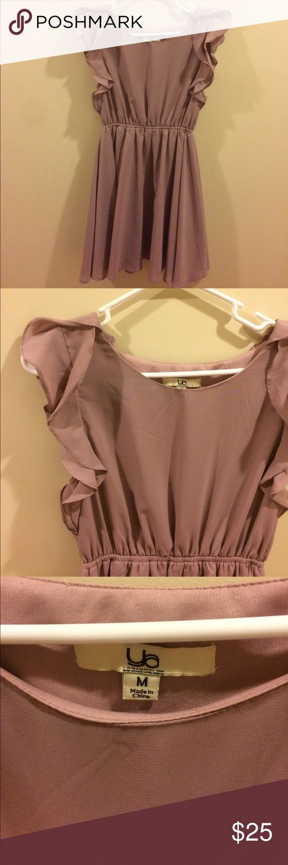 lavender cocktail dress hits mid thigh, good condition! open to offers! Ya Los Angeles Dresses Midi