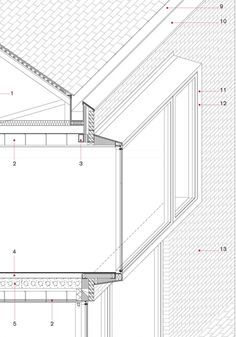 Working Detail: Yew Tree Lodge by Duggan Morris Architects | Design details…