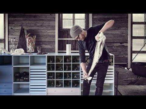 Living vol. 5 Behind the scenes. #montanafurniture #danishdesign #norway #campaign #furniture #interiorinspiration