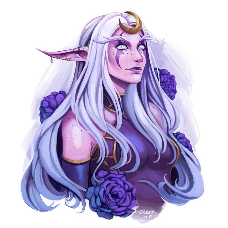 "12.3 mil curtidas, 76 comentários - World of Warcraft (@warcraft) no Instagram: """"Elune be with you.""  