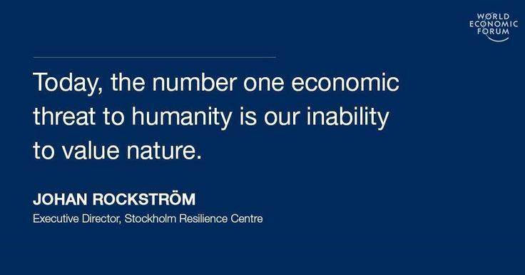 5 reasons why the economy is failing the environment, and humanity | World Economic Forum