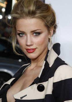 "Amber Heard ""Forgetting Sarah Marshall"""