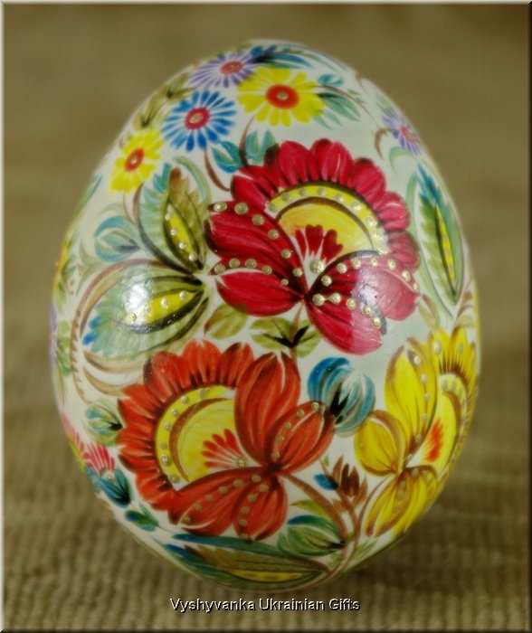 42 best painted eggs images on pinterest egg art easter eggs not dyed ukrainian petrykivka style pysanka easter egg negle Image collections