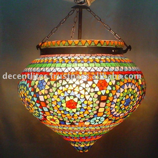lamparas arabes de mesa - Buscar con Google