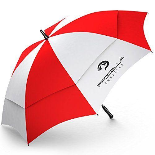 a96a89c47205 Procella Umbrella Golf Umbrella Tested by Skydivers Windproof Auto ...