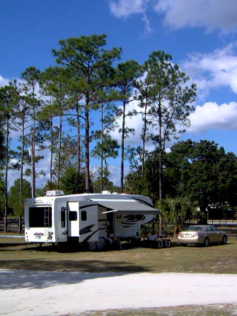 Whispering Pines RV Park Silver Springs FL Passport America Campgrounds