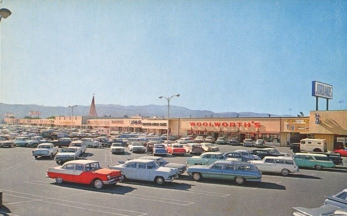 Lompoc california 1962 woolworth 39 s my dad was the for Family motors santa maria ca