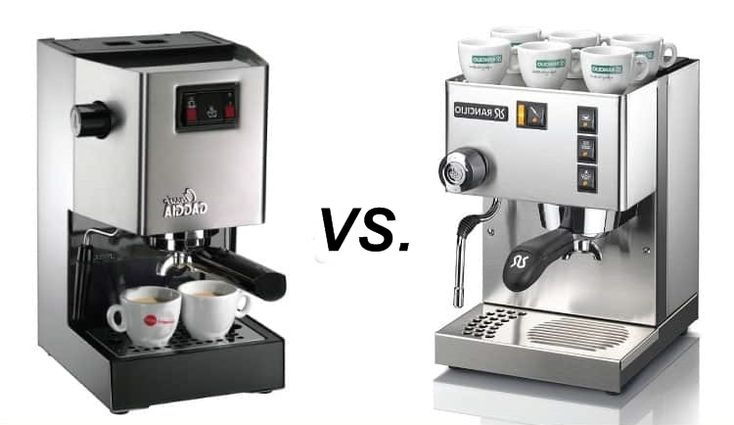 If you're in the market for a manual espresso machine, chances are you're considering either the Gaggia Classic or the Rancilio Silvia - both are high-quality, Italian designed machines and are some of the most reliable and durable domestic-use espresso machines on the market. In this guide, we'll be breaking down the similarities and differences between the Gaggia Classic and the new Rancilio Silvia M, and offer some recommendations on what unit really is best for your needs.