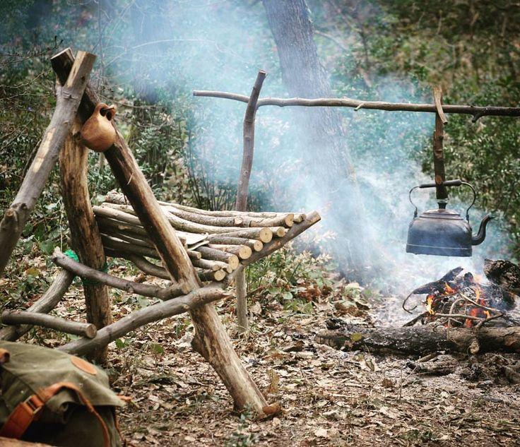 "bushcraftturk: "" #bushcraft #wildcamping #nature #instalike #camp #instanature…"