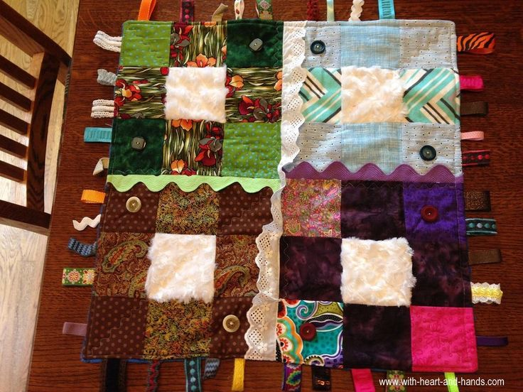 1000 Ideas About Fidget Quilt On Pinterest Fabric