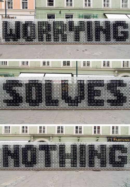 WORRYING SOLVES NOTHING - Stefan Sagmeister                                                                                                                                                                                 More