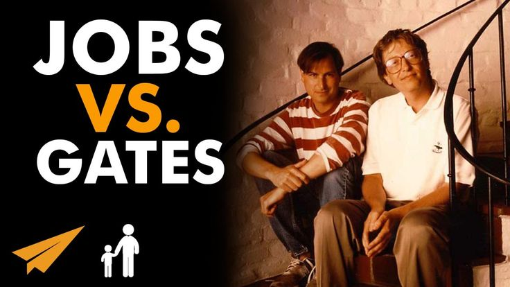 Steve Jobs vs. Bill Gates - #MentorMeSteve