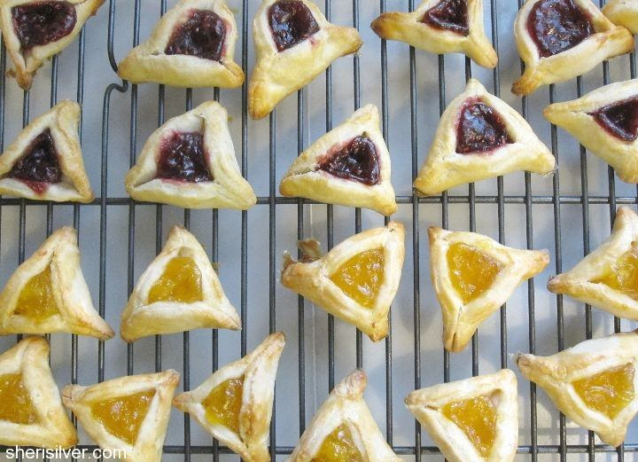 Everything you needed to know to make perfect hamantaschen for Purim!