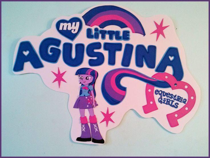 Nombre de niña equestria girl