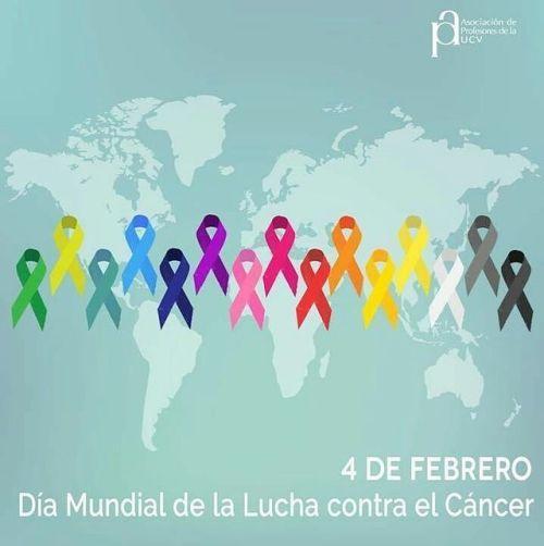 @Regranned from @apucv - Hoy es el día mundial de la lucha contra el cáncer, desde la #APUCV exigimos al gobierno nacional a garantizarle el tratamiento a todos los venezolanos que padece esta enfermedad. #cancer #Venezuela #LuchaContraElCancer -...