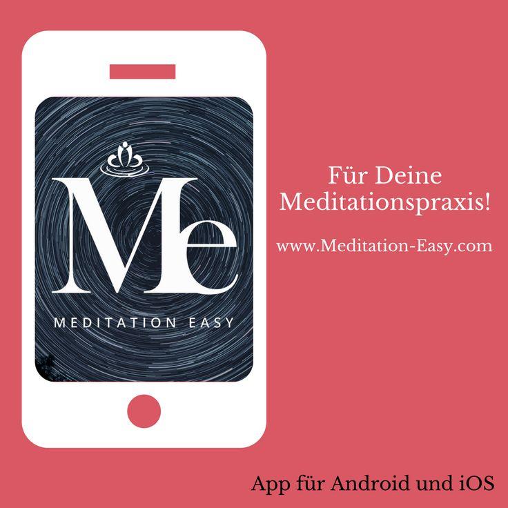 Starte deine Meditationsreise noch heute, Link zum Download der Meditation Easy App in Bio.       . . #ME #app #benutzen #meditation #meditationkurs #meditationlernen #meditationaufdeutsch #motivation #meditieren #energie #meditationeasy #geführtemeditation #meditationstechnik #geführtmeditieren #meditierenlernen #solebtman #lifestyle #dasgefälltmir #meditationsapp
