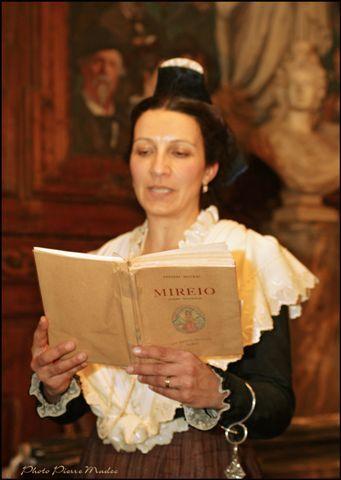 Myriam Yonnet 8ème Reine d'Arles (1971-1974)