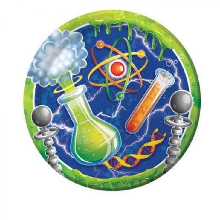 Heeft u een kleine professor in huis? Dan is het tijd voor een science feestje. Dit zijn leuke papieren science borden. www.creakelder.nl