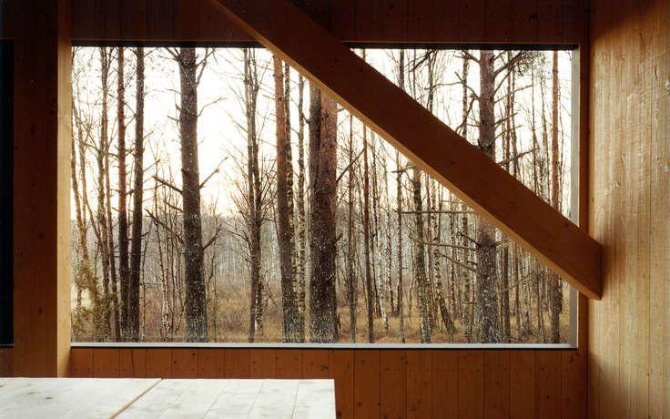 naturum Store Mosse / White Arkitekter