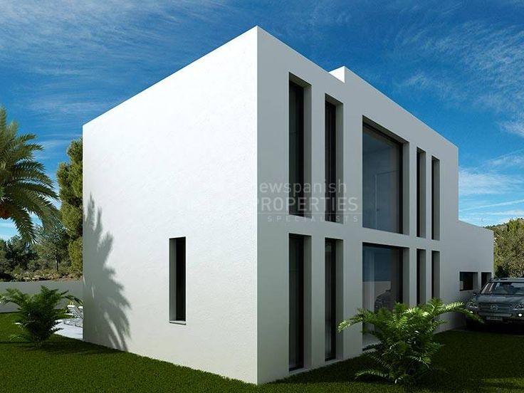 for sale,villas,modern,laguna villas, ciudad quesada,costa,blanca,op018-back