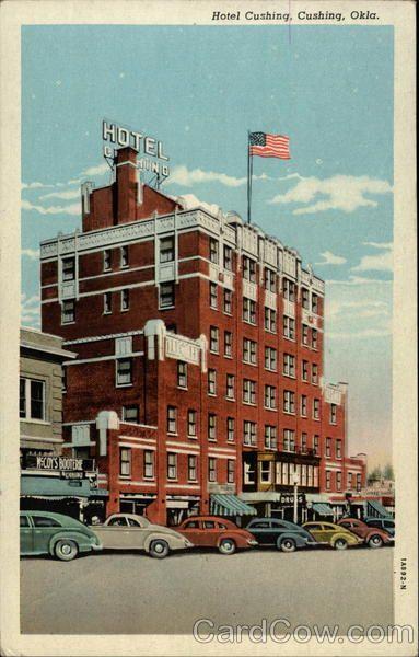 Cushing Hotel
