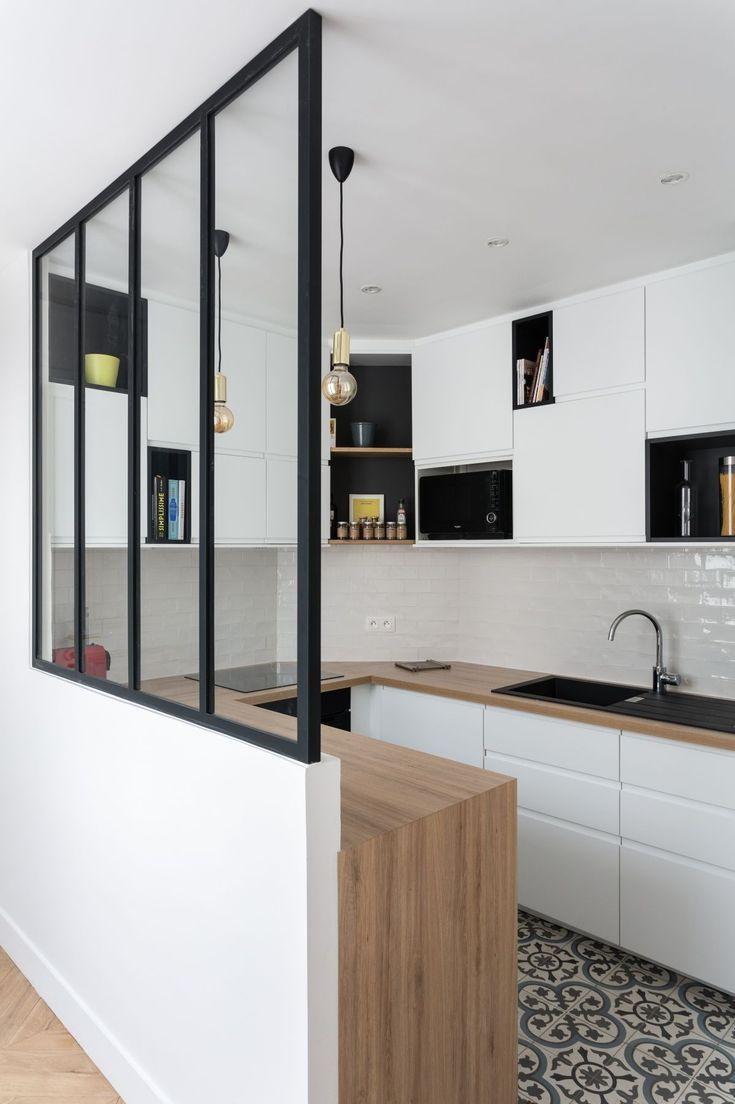 Rénovation Paris – devis gratuit rénovation Paris – MCH Mon Concept Habitation - Rénovation Paris #Appartmentdecoration