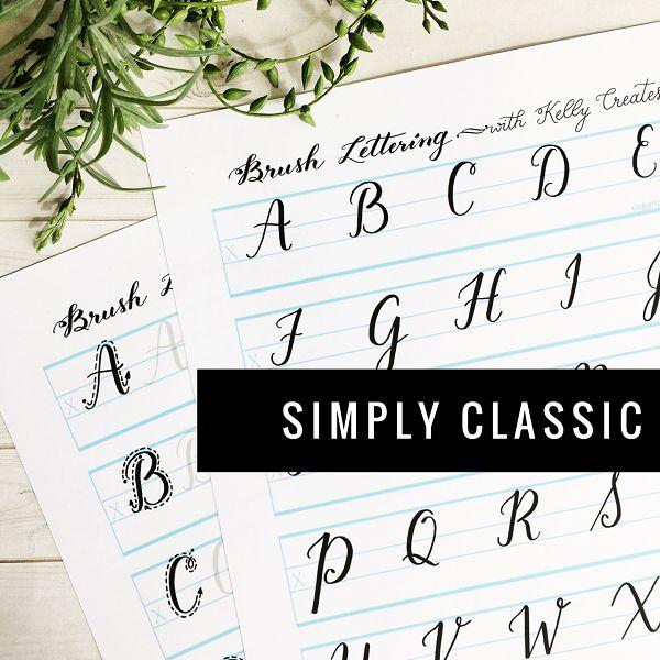 12 best Lettering images on Pinterest | Pinselschrift, Handschrift ...