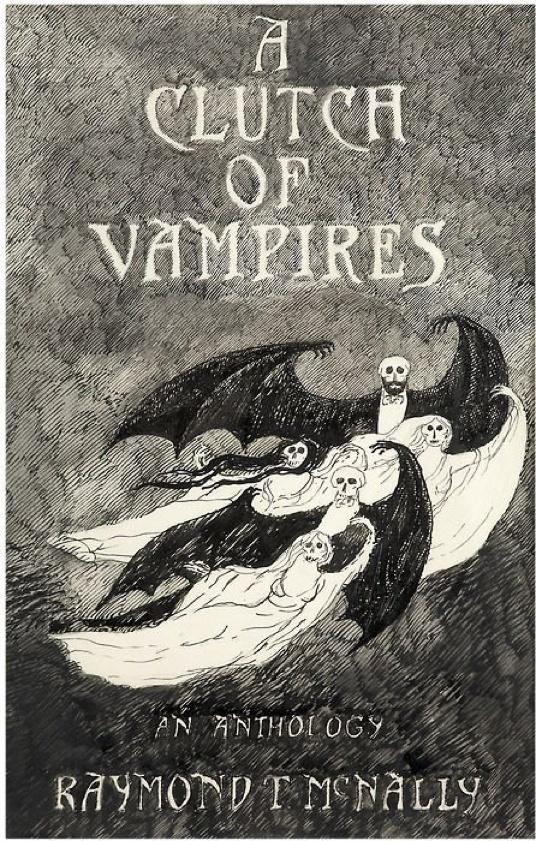 A Clutch of Vampires by Edward Gorey