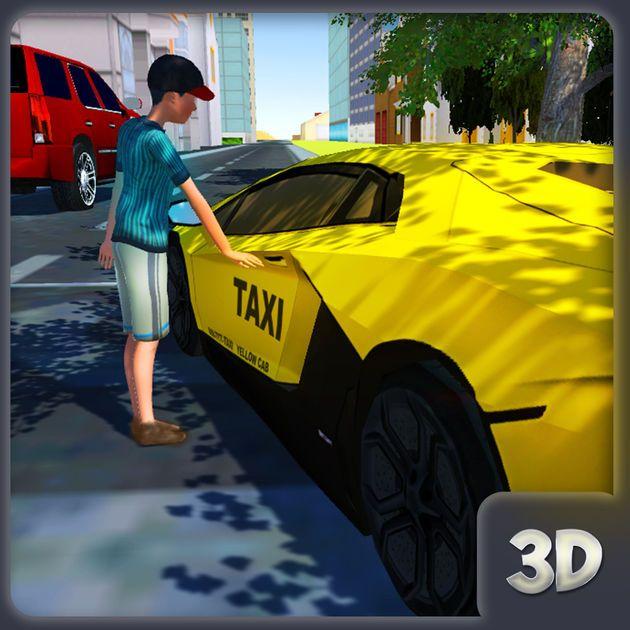 #NEW #iOS #APP Taxi Driving Simulator 2018 - Atif Mahmood