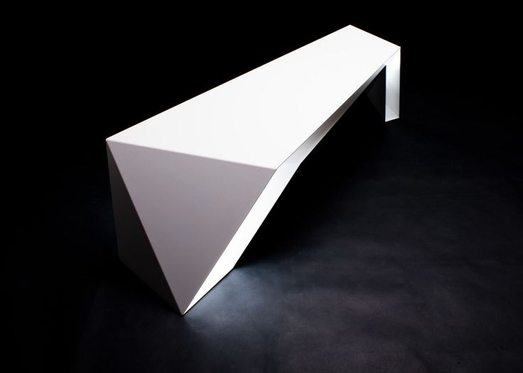 Stunning Contemporary Furniture Futuristic Designs: Extraordinary White Table  Design Design For A Better House