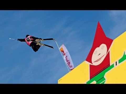 Snow Park riding in Italy - Best Action - Red Bull Innsnowation 2013
