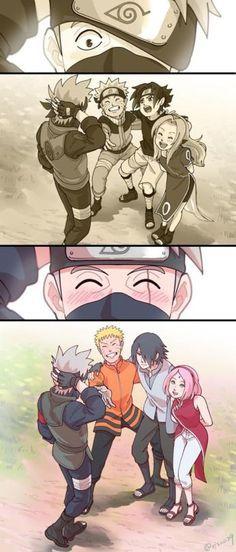 Naruto! Team 7