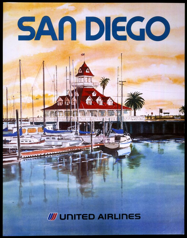 San Diego - United Airlines