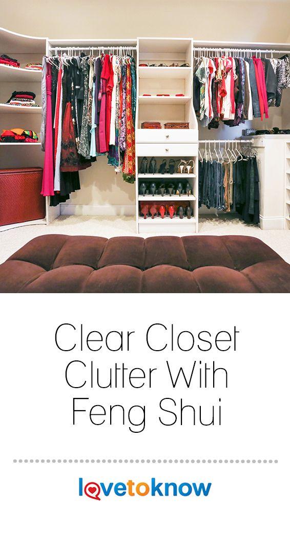 feng shui bedroom closet