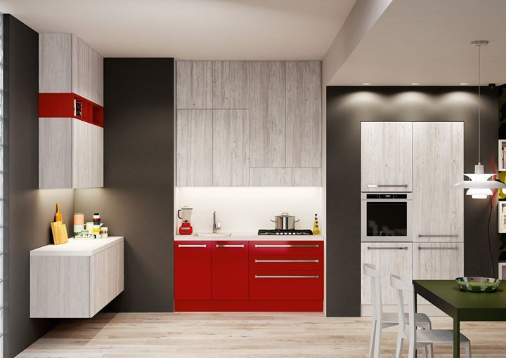 Berloni Simplicity Becomes A Characterizing Element And The