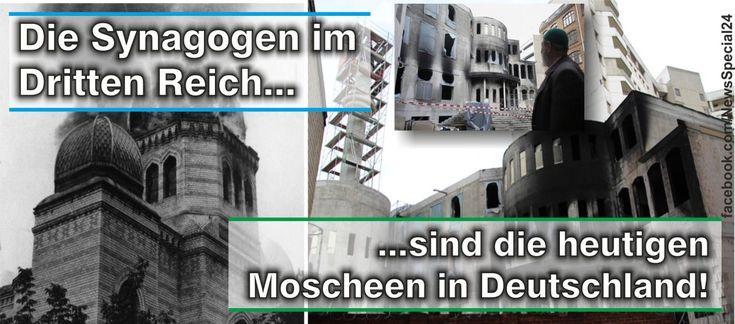 Die Anschläge auf deutsche Moscheen sind in den letzten Jahren sprunghaft angestiegen und wecken böse Erinnerungen an den Nationalsozialismus vergangener Tage, die man in Deutschland nicht mehr für…