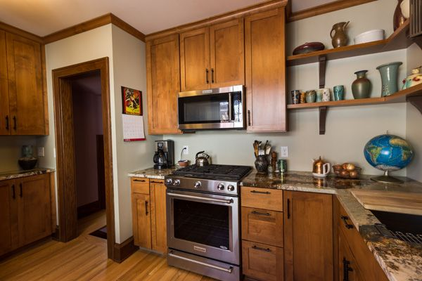 13 best Project 1760-1 - Cozy Craftsman Kitchen Remodel - South ...