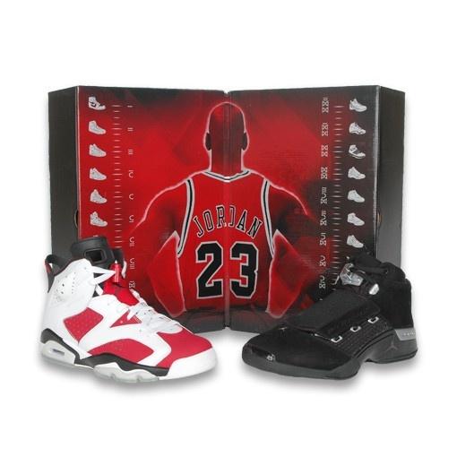 Air Jordan Collezione Pack Retro 17/6