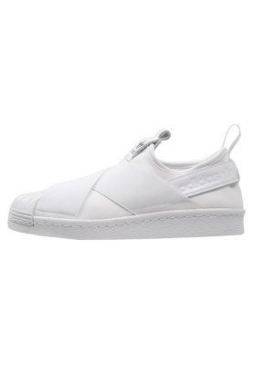 adidas Originals SUPERSTAR - Slip-ons - white/core black for £60.00 (20/02/16) with free delivery at Zalando