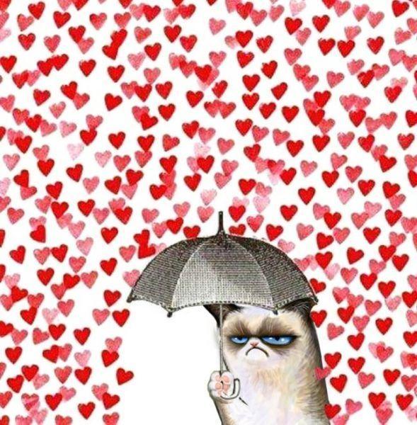 Поздравительная открытка День Святого Валентина [1]